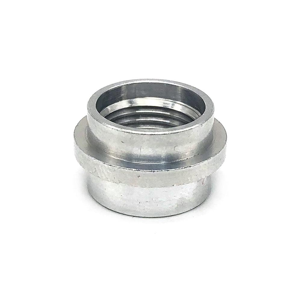 非标圆铝件
