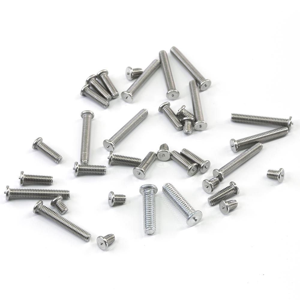 High Strength Stainless Steel Weld Stud Solid Spot Welding Screws