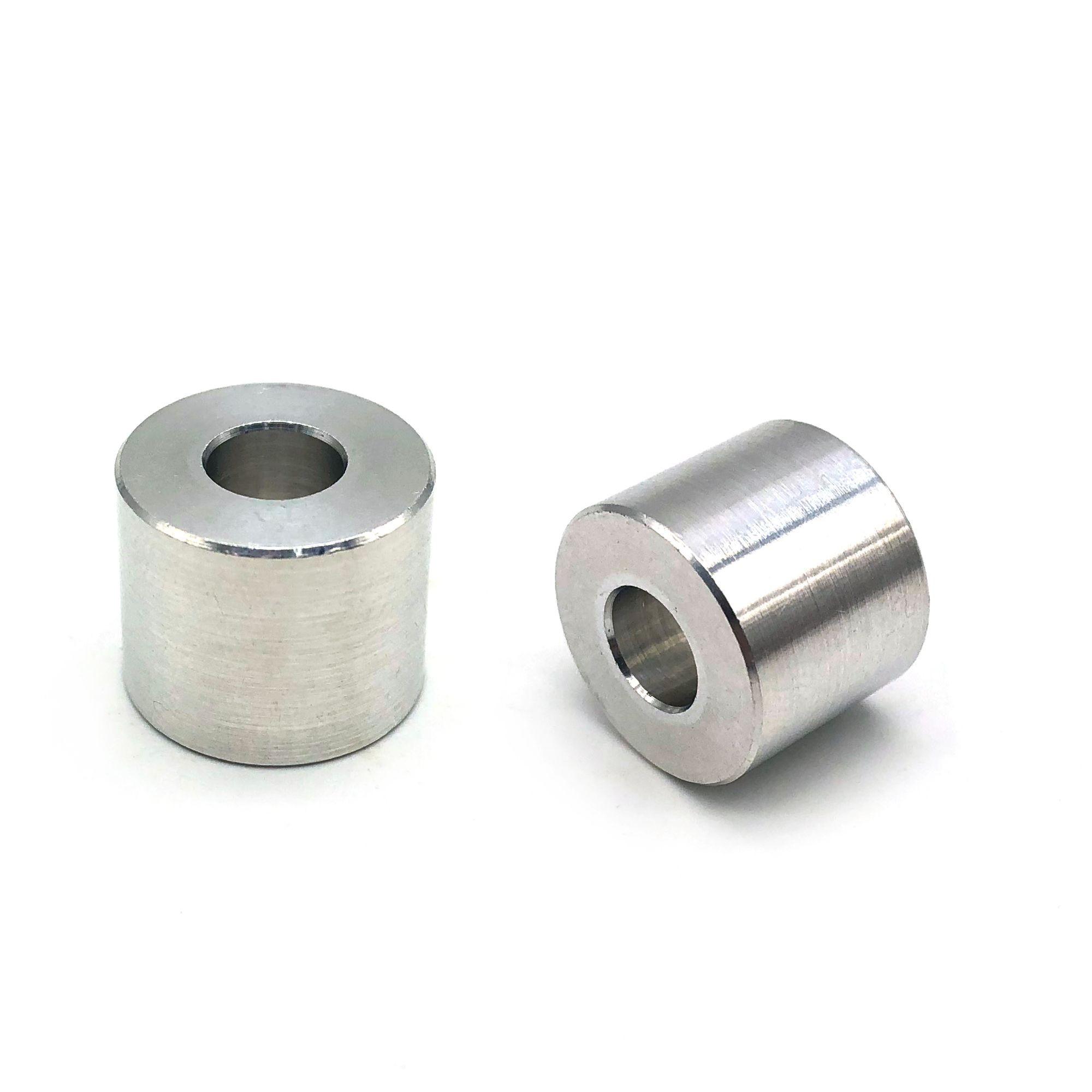 OEM manufacturers cnc turning bushing stainless steel metal bushing sleeve