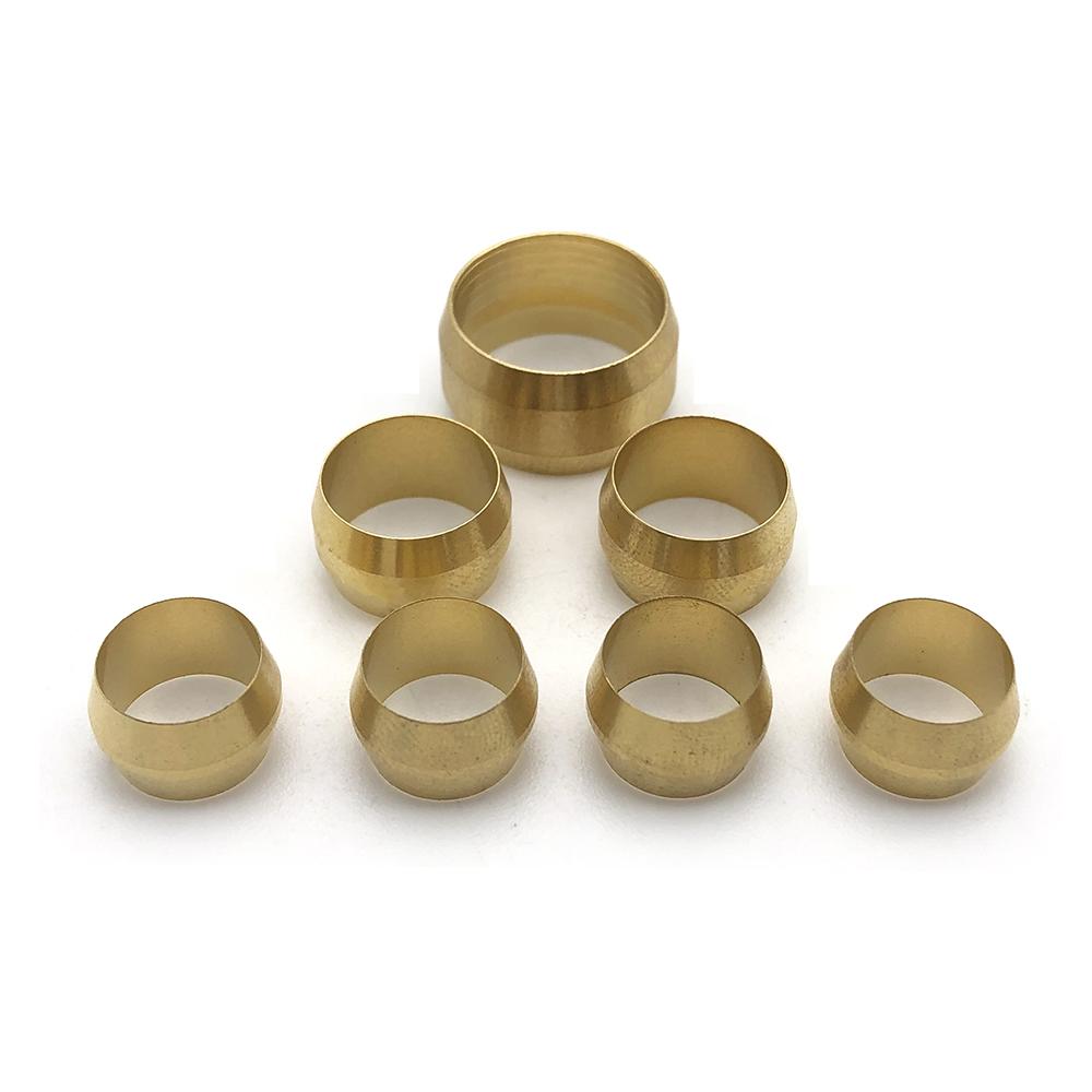 China wholesale brass bushing 20mm 30mm oilless copper sleeve bearing bushing